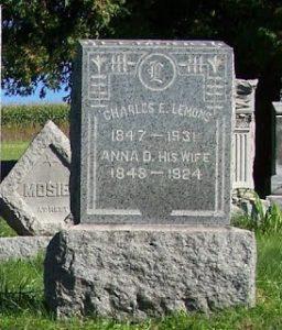 Charles Anna Lemons