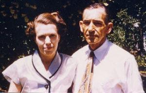 Dana VanVolkinburg and Ada May Sullivan