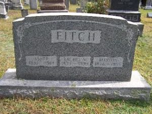 Fitch Asher Rachel Martha