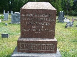 George Sherwood Elnora Walter His Wife