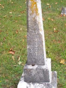 Evans Headstones