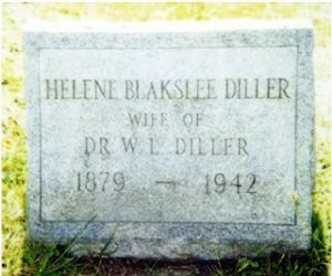 Helene Blakslee Diller