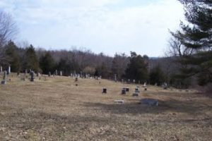 Jenningsville Cemetery.