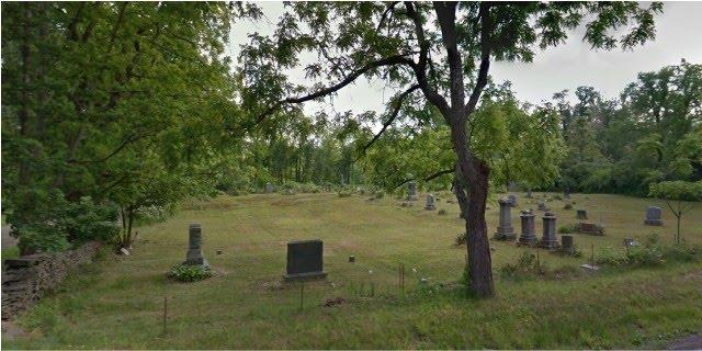 La Grange, Jackson, Osterout Cemetery