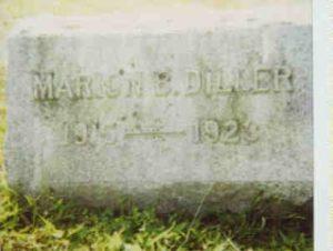 Marion Diller