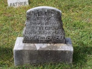 FITCH, Nellie