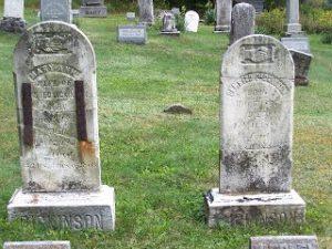 Olmsted Mary Ann Dickinson