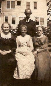 Ross Lewis Reunion 1920