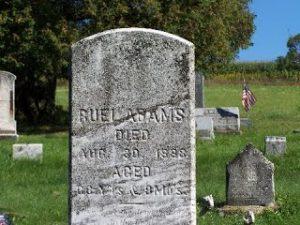 Ruel Adams