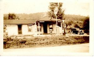 Trail Inn, Meshoppen PA Circa 1936 to 1940