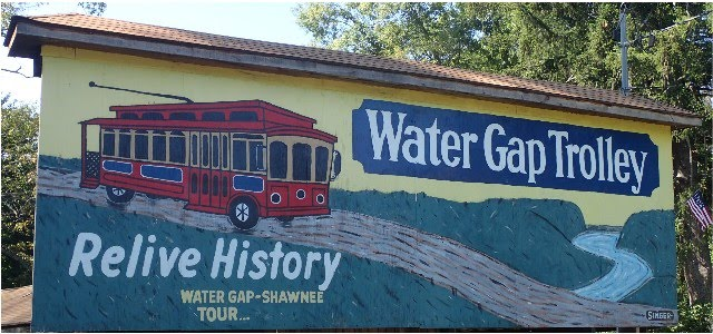 The Water Gap Trolley