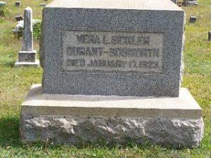 Vera Sickler Durant Rosworth