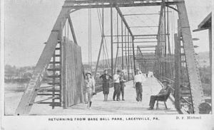 Laceyville Bridge