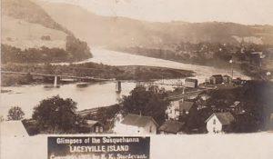 Laceyville Island